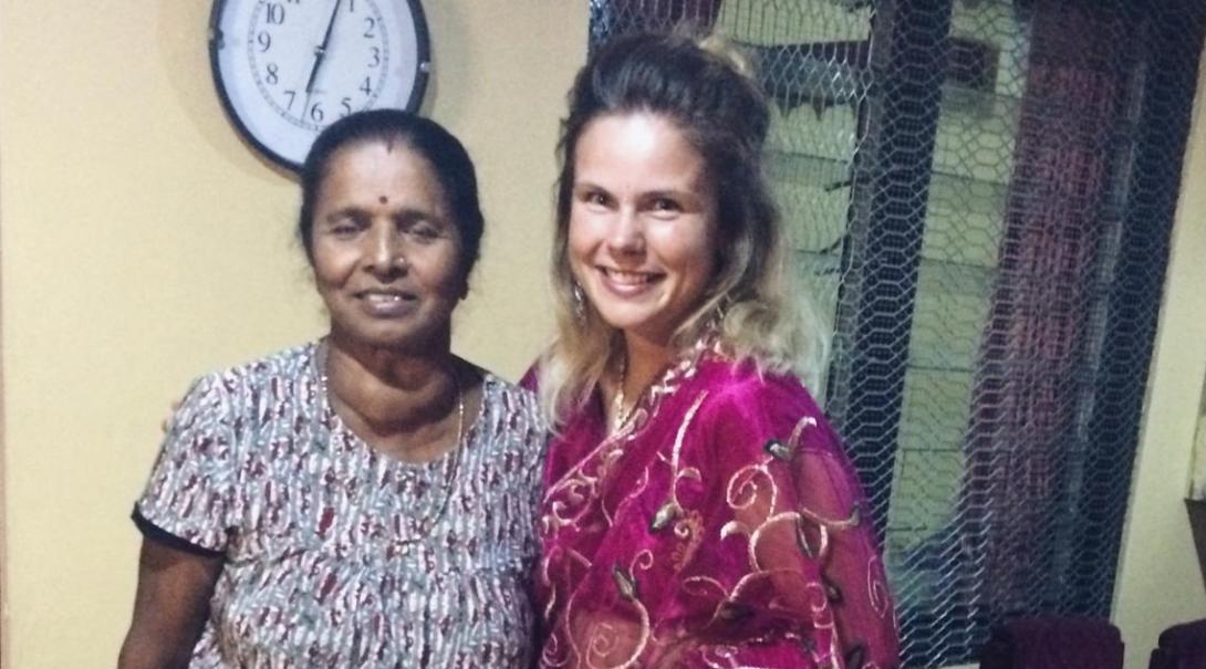 Katherine L in Fiji